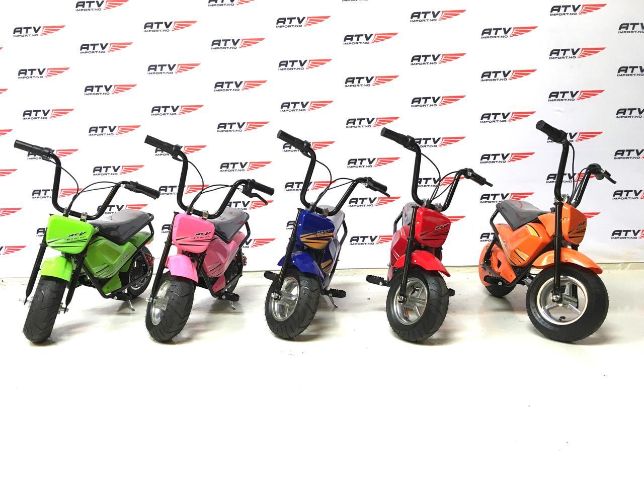 250W elektrisk barne MC