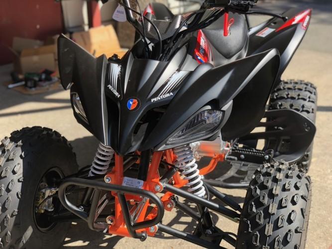 125cc  Pentora Y45 Mattsort