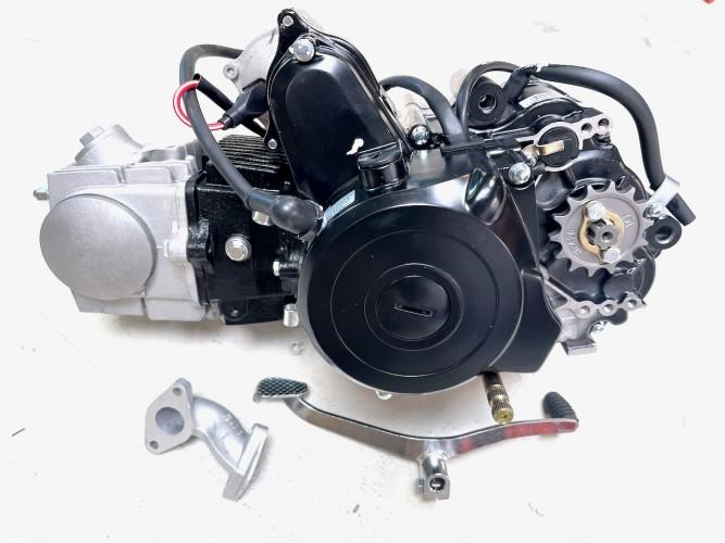 125cc motor 3+1
