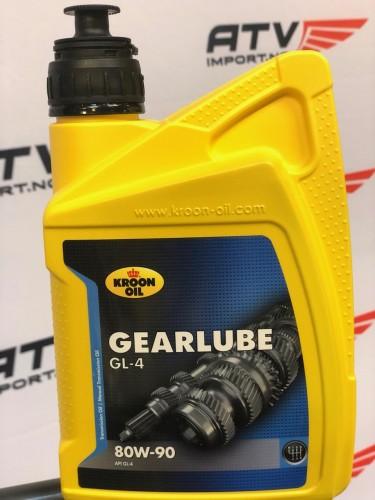 Girolje - Gearlub GL-5 80W-90 fra Kroon Oil