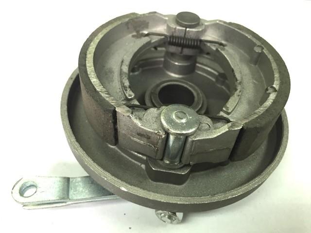 Indre bremsetrommel, 3 bolter - venstre