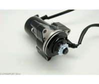Startmotor sort 70cc-125cc