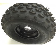 "Hjul fremme 125cc - 8"" - V"