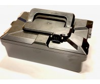 Batteripakke i plastbeholder til liten elektrisk barne ATV