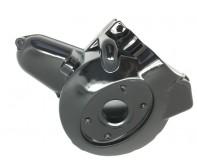 Motordeksel, sort, Loncin110cc/125cc