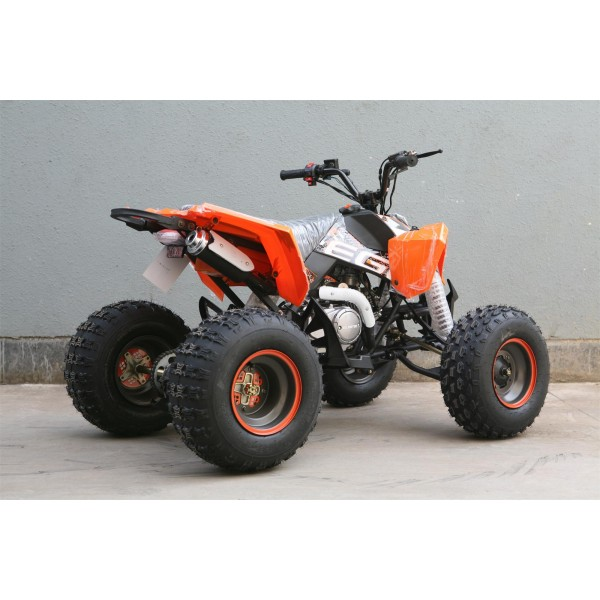 125cc Madix - orange