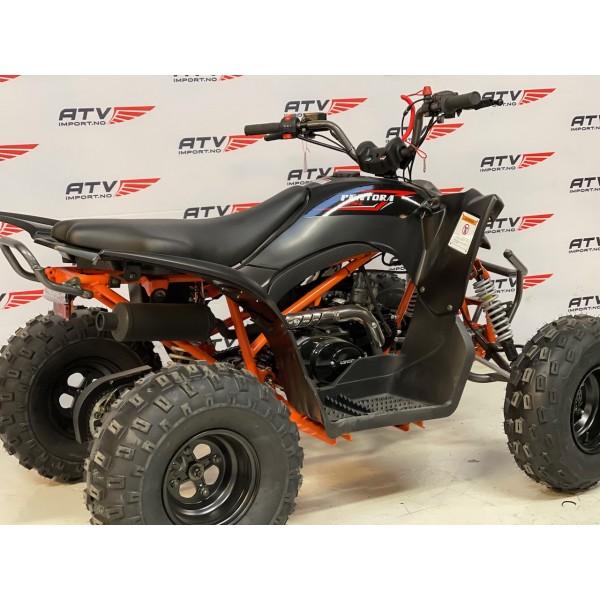 125cc  Pentora  2 - Y33 Mattsort/orange