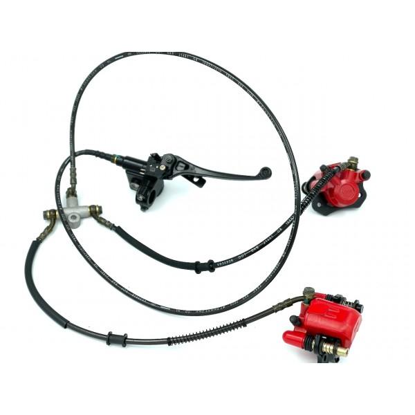 Komplett hydraulisk bakbremsesett EGL 1200W