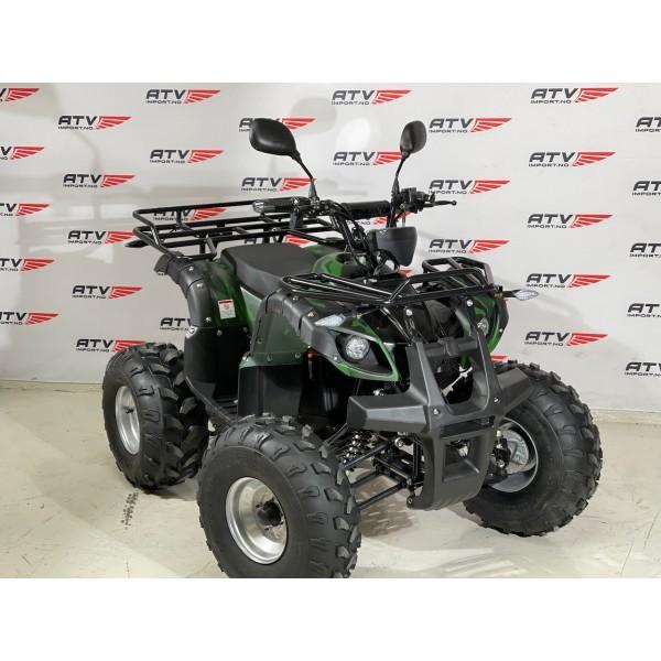 1500W Farmer 60V m/diff. - matt grønn camu (m/stålferger)