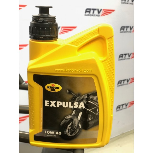 Expulsa fra Kroon Oil - 10W-40 spesialolje for ATV