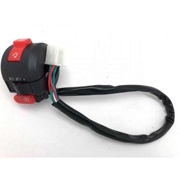 Startbryter Hammer 200cc (uten speedometer)