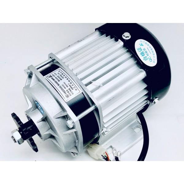 Børsteløs motor 500W - 48V