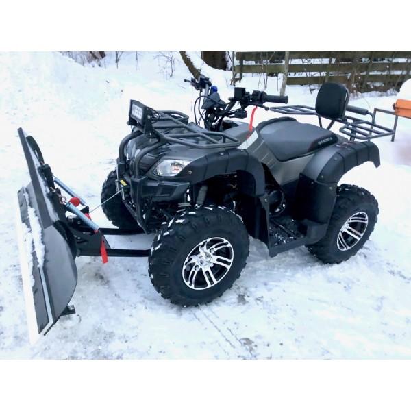 200cc Hammer m/snøskjær-vinsj, Ledbar og kjettinger.