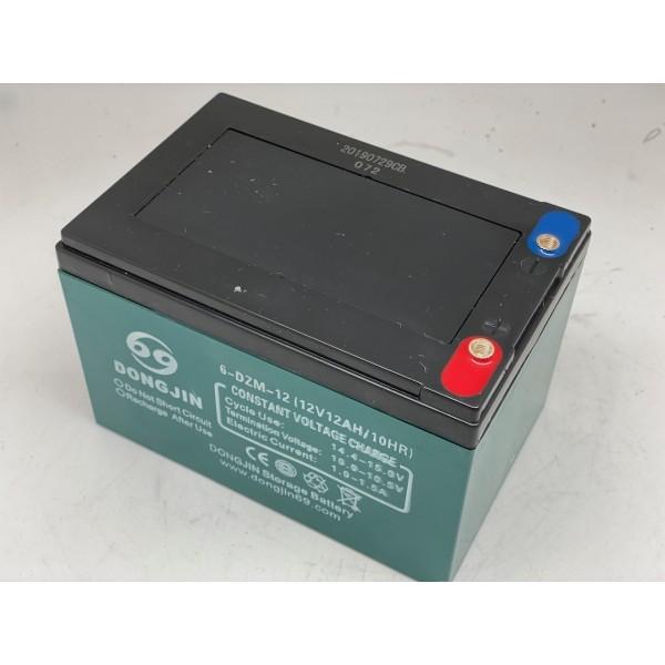 Enkeltbatteri til batteripakke liten elektrisk barne ATV