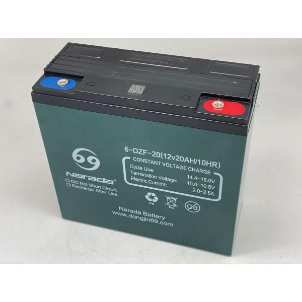 12V/20AH batteri til stor elektrisk barne ATV