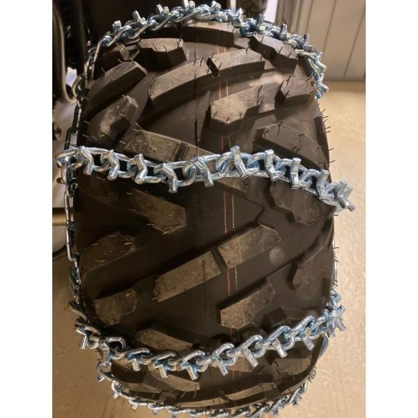 Kjettinger til 20x10-10 - par (bakhjul)