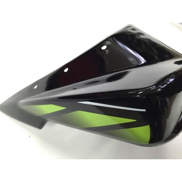 Skjerm fremme 125cc/250cc - venstre grønn