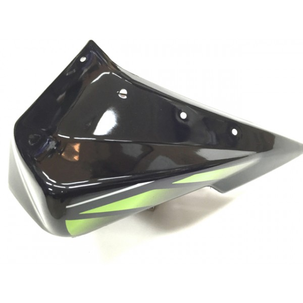 Skjerm fremme 125cc/250cc - høyre grønn