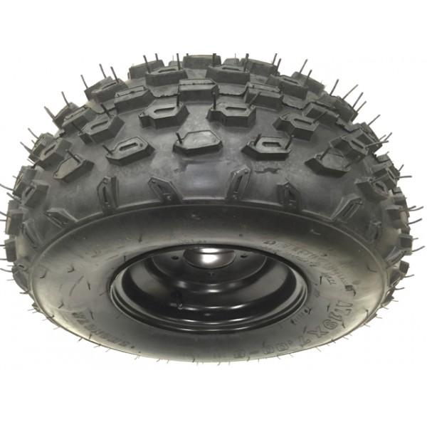 Hjul fremme 125cc - 8