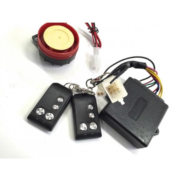 Styringsenhet m/2fjernkontroller