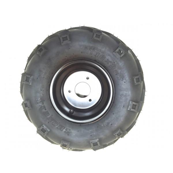 Hjul komplett 7
