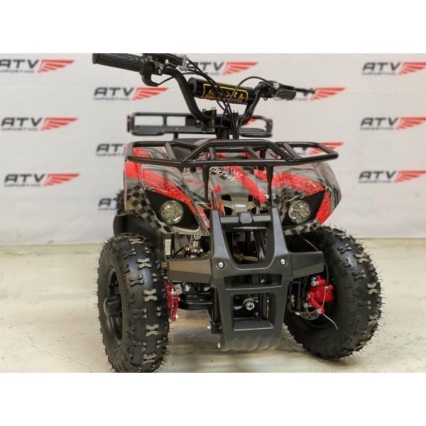 800 W Elektrisk barne ATV rød F1