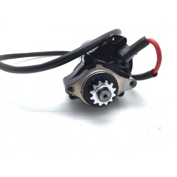 Startmotor sort 70cc-125cc underliggende