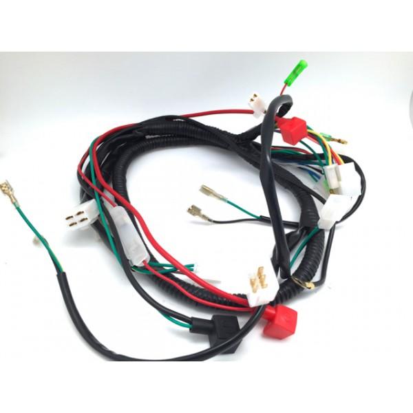 150cc FX ledningsnett