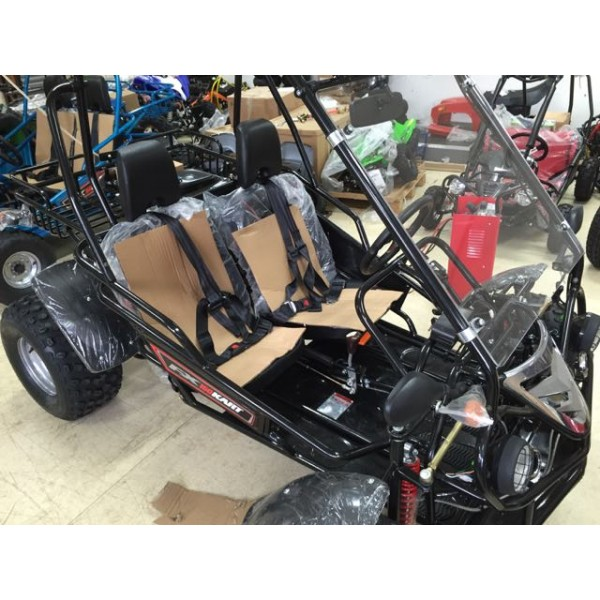 150cc CrossCart Sort
