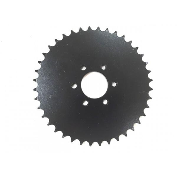 Minitraktor bakdrev 16,5 cm