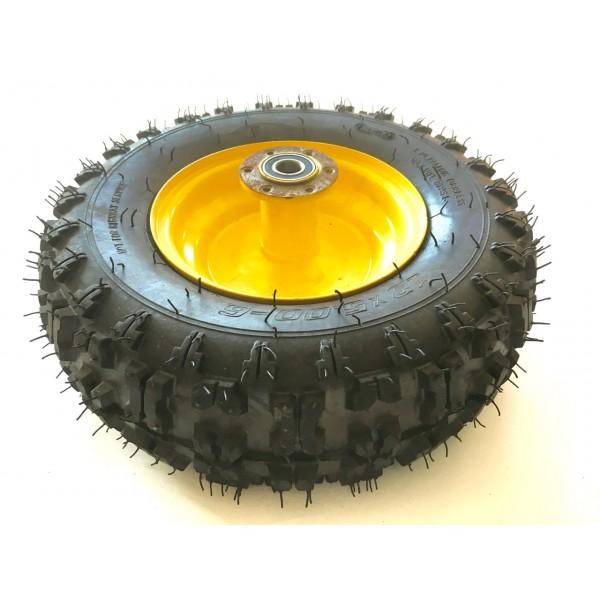 Forhjul komplett m/felg - Minitraktor