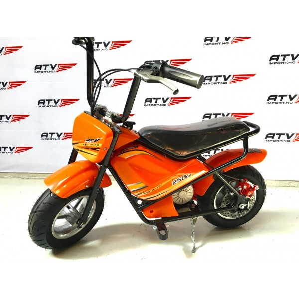Elektrisk Mini Crosser Orange