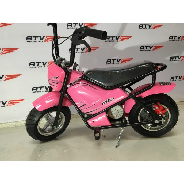 Elektrisk Mini Crosser Rosa