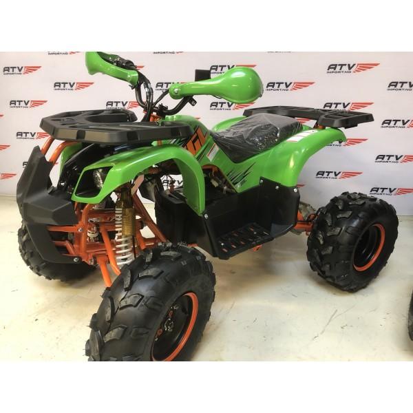 EGL Madix 1200/1500W børsteløs m/diff. - grønn
